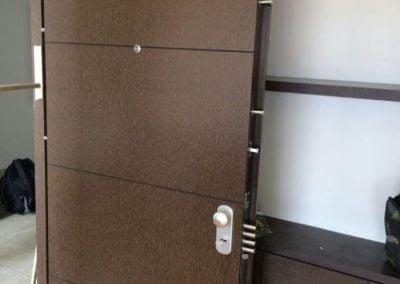 Fabricantes de Puertas en madera blindadas